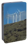 Wind Generators-signed-#0371 Portable Battery Charger