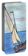 Wind In The Sails Portable Battery Charger