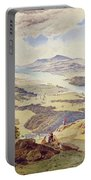 Windermere From Ormot Head Portable Battery Charger