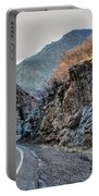 Winding Canyon Road Portable Battery Charger