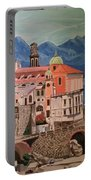 Winding Roads Of Italy Portable Battery Charger