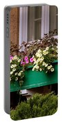 Window Flower Box Portable Battery Charger