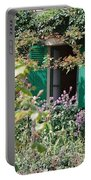 Window To Monet Portable Battery Charger