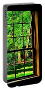 Window To My World Portable Battery Charger