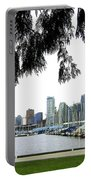 Window To The Harbor Portable Battery Charger