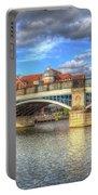Windsor Bridge River Thames Portable Battery Charger