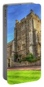 Windsor Castle Architecture Portable Battery Charger