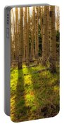 Windsor Trail At Dusk - Santa Fe National Forest New Mexico Portable Battery Charger