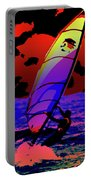 Windsurfer Portable Battery Charger by Brian Roscorla