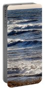 Windy Spring Lake Huron Portable Battery Charger