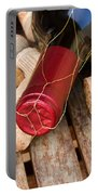 Wine Bottle And Corks Portable Battery Charger