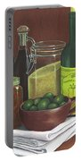 Wine Bottles And Jars Portable Battery Charger