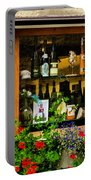 Wine Window Portable Battery Charger