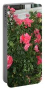 Winery Roses  Portable Battery Charger