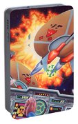 Wing Commander 1992 Portable Battery Charger