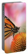 Winged Beauty Portable Battery Charger
