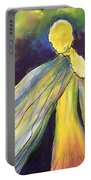 Winged Goddess Update Portable Battery Charger