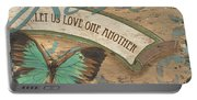 Wings Of Love Portable Battery Charger