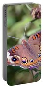 Wings Of Wonder - Common Buckeye Butterfly Portable Battery Charger