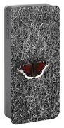 Wings On Grass Portable Battery Charger