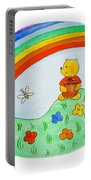 Winnie The Pooh  Portable Battery Charger
