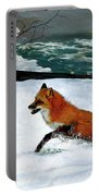 Winslow Homer's, 1893 ' The Fox Hunt ', Revisited 2016 Portable Battery Charger