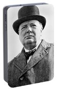 Winston Churchill 1942 Portable Battery Charger