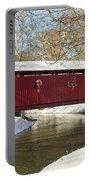 Winter Bridge  Portable Battery Charger