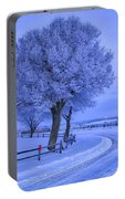 Winter Chill Portable Battery Charger