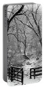 Winter, Ham Burn, Whitley Mill Portable Battery Charger