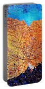 Winter Leaf Portable Battery Charger