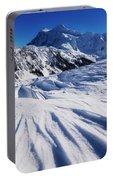 Winter Mount Shuksan Portable Battery Charger