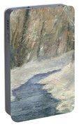 Winter On Stormcreek Portable Battery Charger