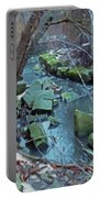 Winter Ravine Portable Battery Charger
