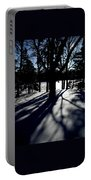Winter Shadows 2 Portable Battery Charger