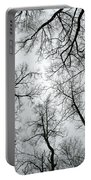 Winter Sky Portable Battery Charger