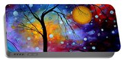 Winter Sparkle By Madart Portable Battery Charger