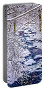 Winter Stream Portable Battery Charger