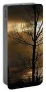 Winter Sunrise 1 Portable Battery Charger