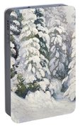 Winter Tale Portable Battery Charger
