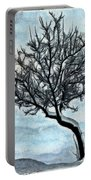 Winter Tree II Portable Battery Charger