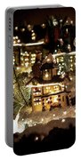 Winter Village Portable Battery Charger