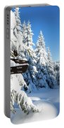 winter way in the Upper Harz Portable Battery Charger