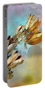 Winters Day Desert Yucca Portable Battery Charger
