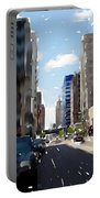 Wisconsin Ave 2 Portable Battery Charger