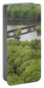 Wisconsin River Overlook 2 Portable Battery Charger