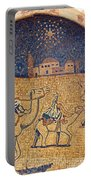 Wise Men Reaching Beit Sahour Portable Battery Charger