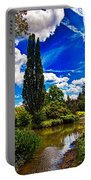 Wisley Gardens Portable Battery Charger