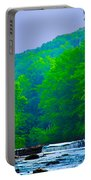 Wissahickon Creek Portable Battery Charger