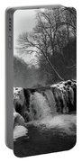Wissahickon Snow Portable Battery Charger